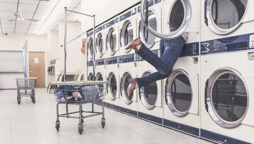 risparmiare facendo lavatrice